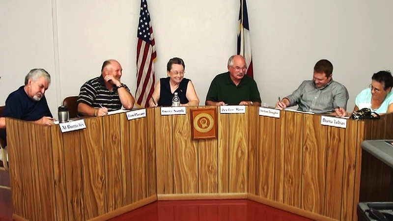 July 2011 Council Meeting