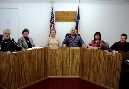 2013 Council Members